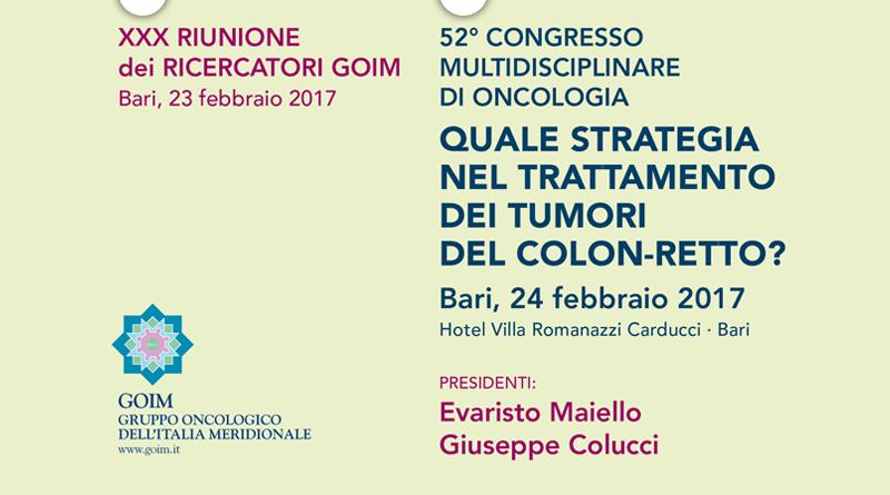 52° Congresso Multidisciplinare di Oncologia