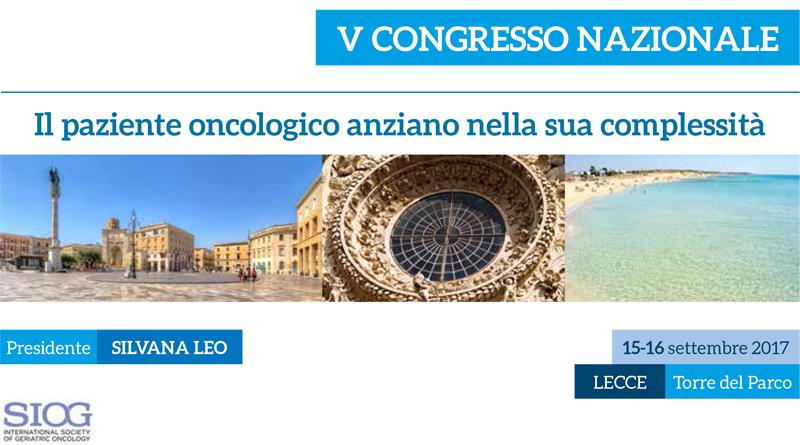 G.I.O.GER – V Congresso Nazionale