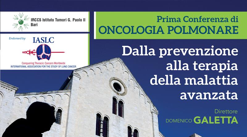 Oncologia Polmonare: Dalla Prevenzione alla terapia della Malattia avanzata
