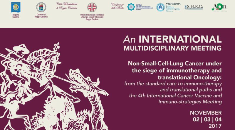An International multidisciplinary meeting