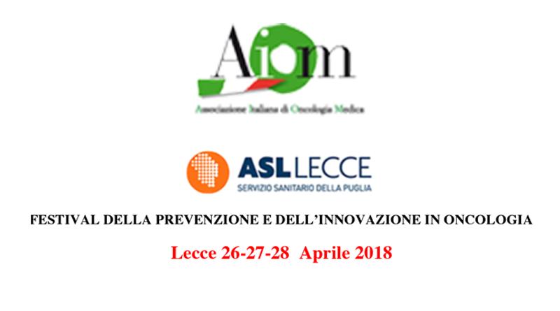 Festival della Prevenzione e dell'Innovazione in Oncologia