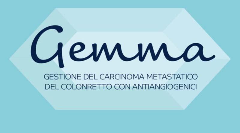 GEMMA:  Gestione del carcinoma metastatico del colonretto con antiangiogeni