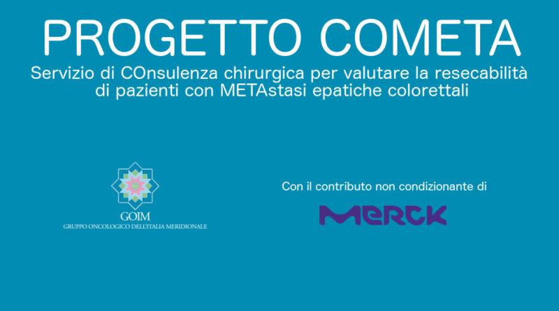 Progetto COMETA  (Servizio di COnsulenza chirurgica per valutare la resecabilità di pazienti con METAstasi epatiche colorettali)